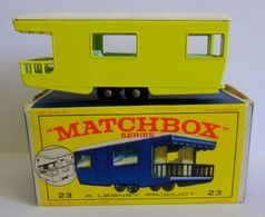 Lesney matchbox caravan model trailers and caravans 167e2e86 8592 4ba7 86c8 df9e0b401338 medium