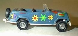 Jeepster | Model Car Kits
