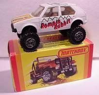 Matchbox superfast vw golf romping rabbit model cars 3c41fb72 b838 46ba b2a1 c1e64e3f1deb medium