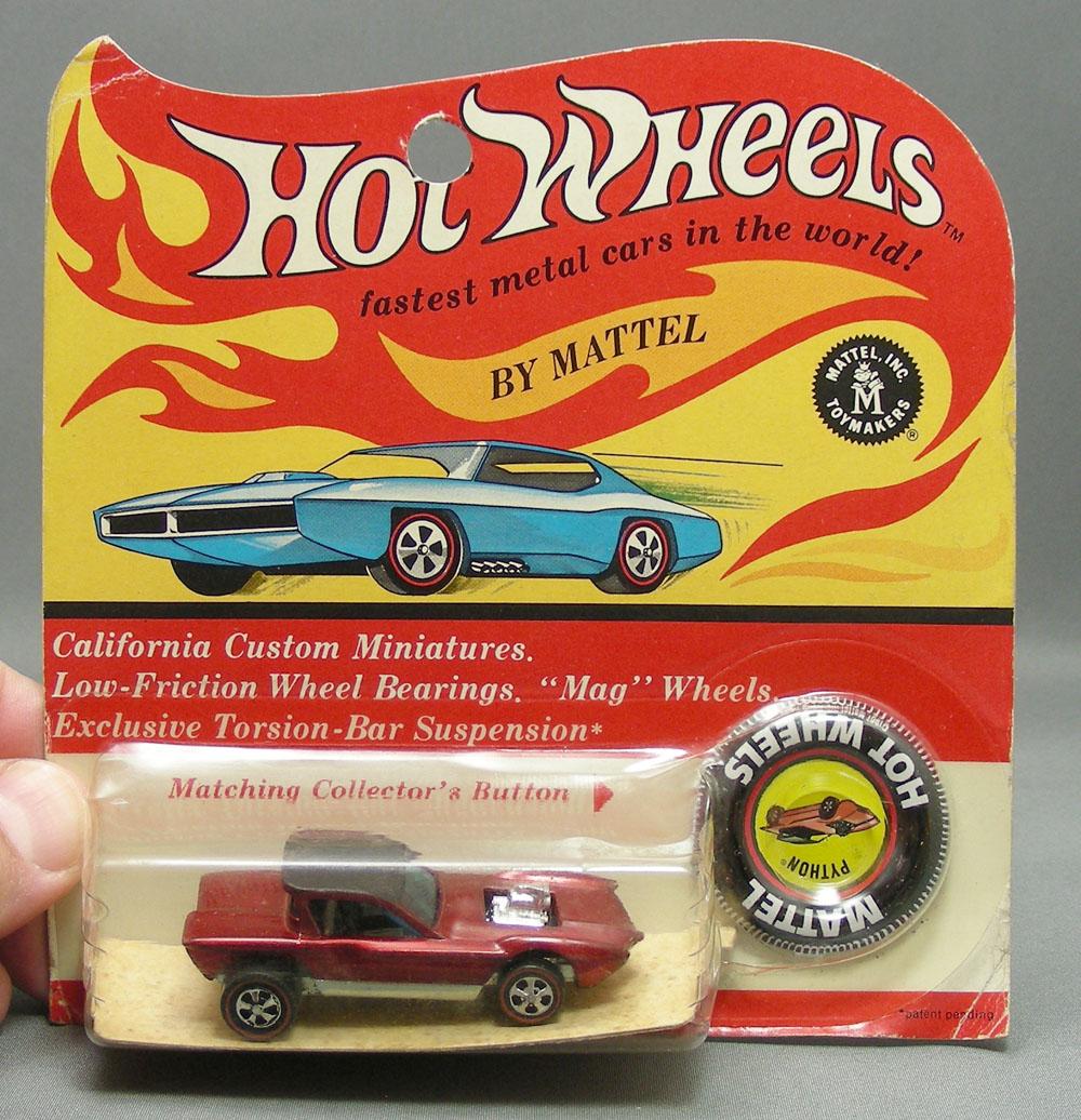 Python   Model Cars   hobbyDB