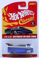 Customized vw drag truck medium