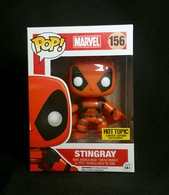 Pop 20stingray 20hot 20topic 20deadpool 20mystery 20pop 2001 medium
