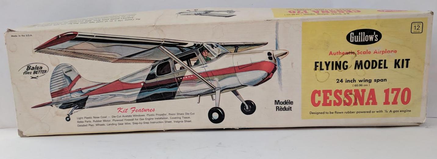 Cessna 170 | hobbyDB
