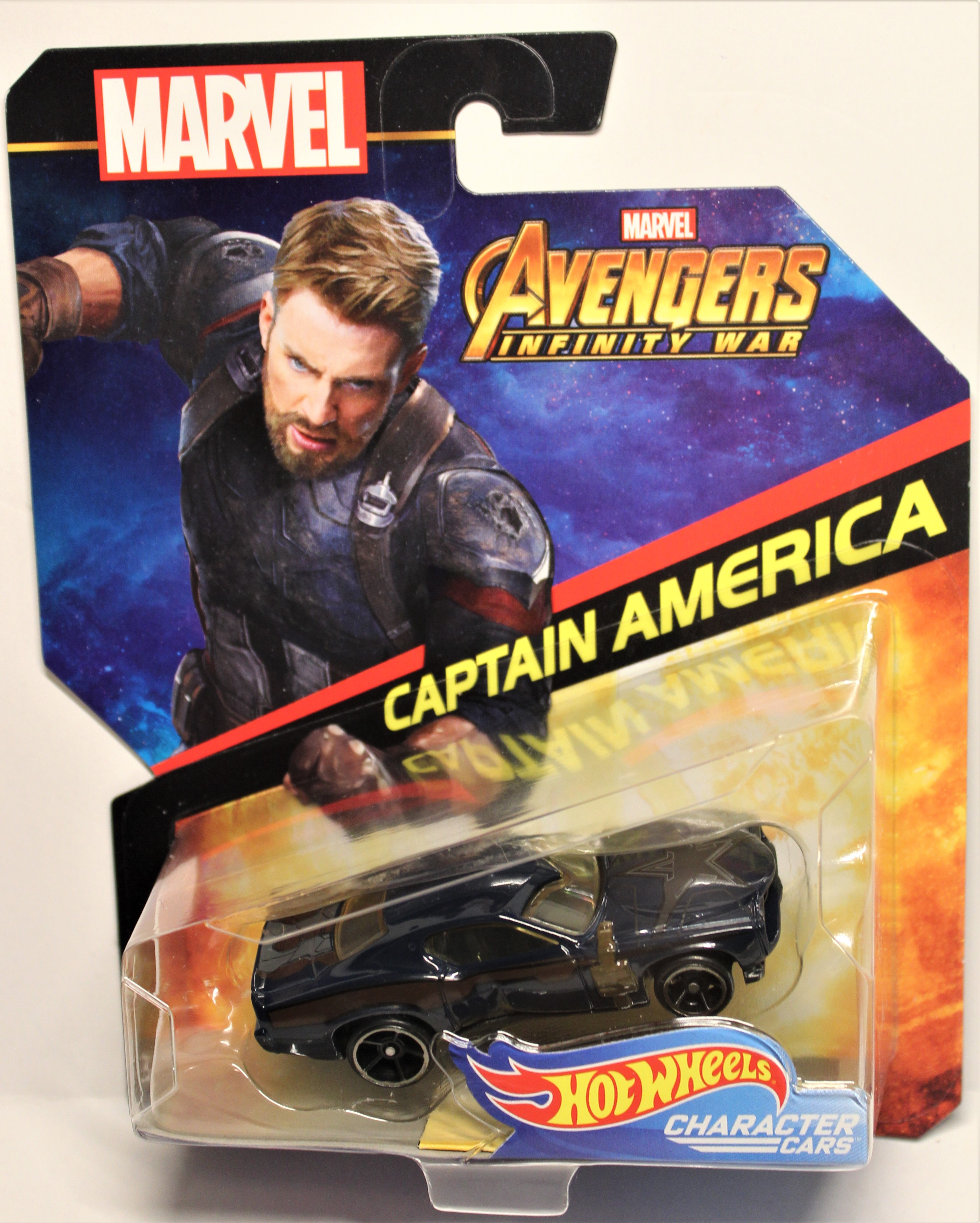 Captain America | hobbyDB Marketplace