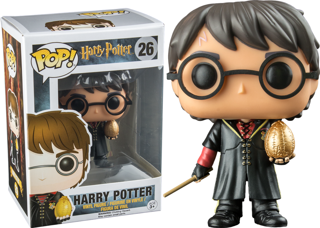 Harry Potter Tri Wizard With Golden Egg Hobbydb Marketplace