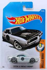 Custom 67 pontiac firebird model cars large