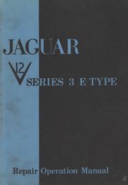 Jaguar v12 series 3 e type repair operation manual manuals and instructions a0278963 1f5d 4d71 938e 42d15b611dba large