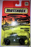 Military tank medium
