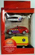 Dreamland dutch emergency vehicle set medium