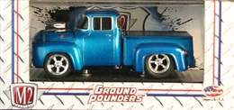 M2 machines ground pounders 252c ground pounders 1 1956 ford f 100 truck model trucks e55298c2 3dcc 451e bc9d c11e6e65b114 medium