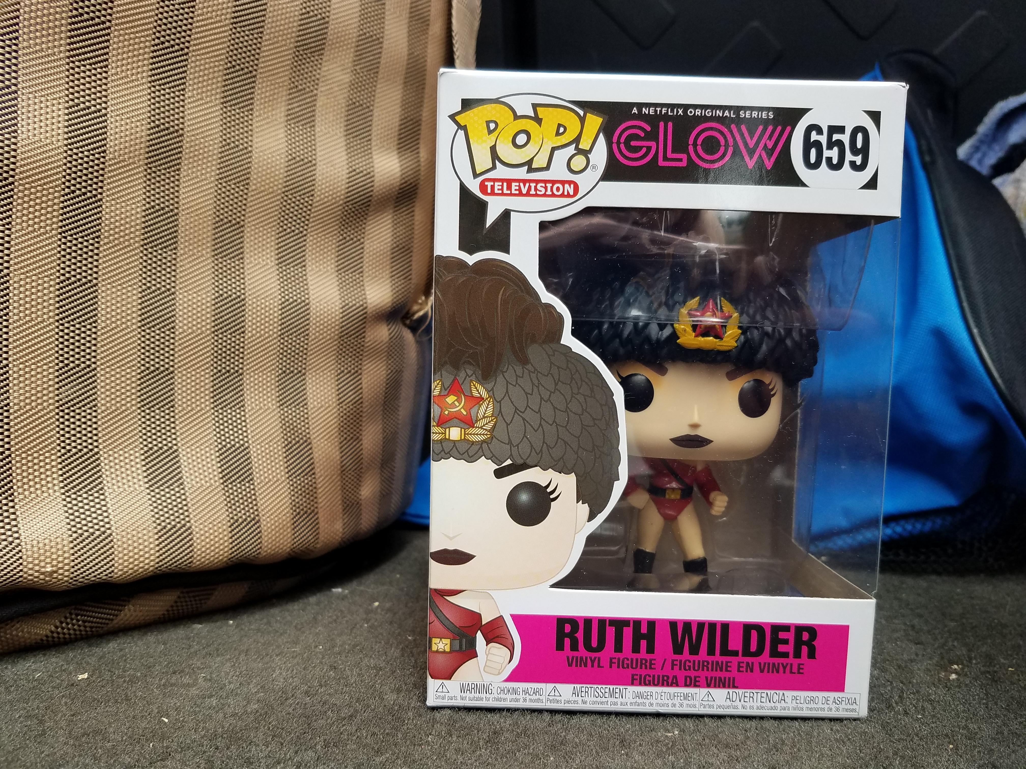 Funko Pop Ruth Wilder GLOW TV