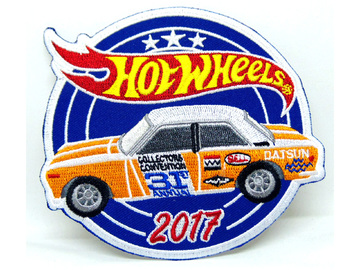 31st annual hot wheels collectors convention commemorative patch uniform patches 9b1be94f 3f23 42c6 b321 98d7e7ee7866 large