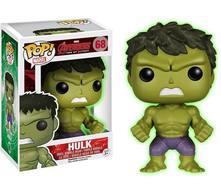 Hulk (Avengers 2) (Glow in the Dark) Pop Vinyl Pop Marvel