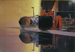 Spacestationinterior medium