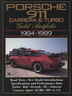 Porsche 911 carrera and turbo gold portfolio 252c 1984 1989 books 6ff55c1e 7627 47f5 889d 8dd9c4ad769d medium