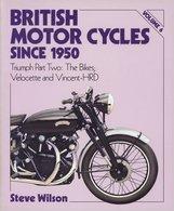 British motor cycles since 1950 vol. 6 books 7fb85186 c1ff 45c8 94f6 b3bf821b91de medium