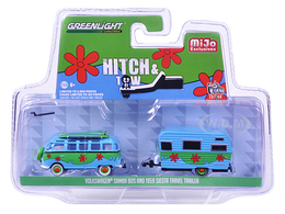 Volkswagen samba bus and 1959 siesta travel trailer model trucks 9b34f436 de40 48ec ba2a e352e8129243 medium
