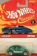 Hot wheels hot wheels classics 252c hot wheels classics series 1 vw bug model cars 0bfb779f d2c0 4293 a1b1 869fd550357d medium