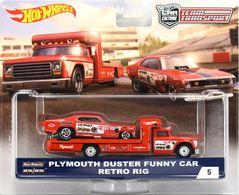 Plymouth duster   retro rig model vehicle sets 77705751 c4bc 42b6 9d35 b11d8fb674ec medium