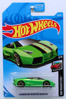 2019 20hot 20wheels 20roadsters 20 2 20of 205  20lamborghini 20revention 20roadster 20  20green 20 usa 20card 203 20in 20collection  medium