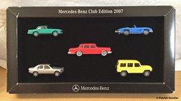Mercedes benz club edition 2007 model vehicle sets 2ea0ea26 15a9 4cdc a699 e0d4f8f08afb medium