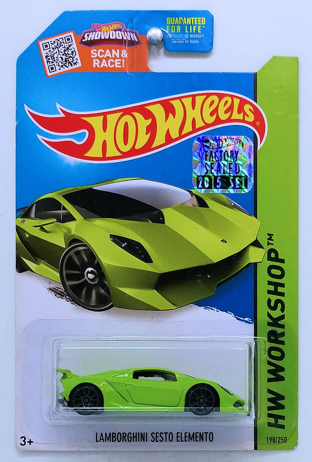 Lamborghini Sesto Elemento The Hobbydb Marketplace