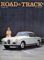Road and track magazine 252c august 1958 magazines and periodicals 7b88a212 c160 47ba bd65 1f0613df902f medium