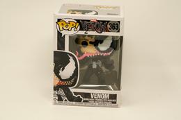 Funko Pop Marvel Venom Eddie Brock Vinyl Bobble-Head Vinyl Figure #363