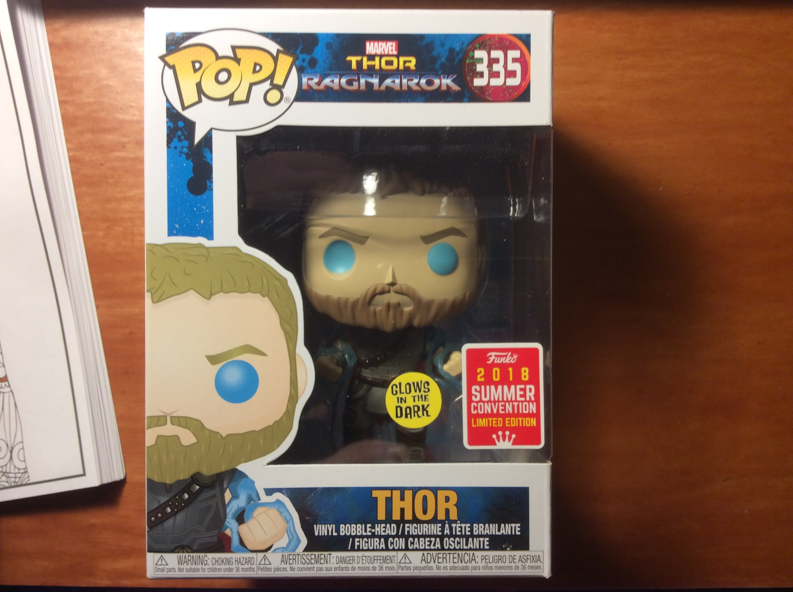 Thor Odin Force Summer Convention The Hobbydb Marketplace