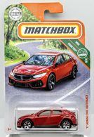 2019 20matchbox 20mbx 20road 20trip 20 14 20of 2020  20 17 20honda 20civic 20hatchback 20  20red 20 1 20in 20collection  medium