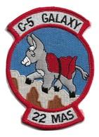 Usaf 22d military airlift squadron patch uniform patches 4b955436 0be4 489d af93 d248b0650360 medium