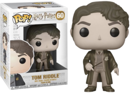 Tom Riddle Sepia Special Edition EXCLUSIVE Harry Potter Funko Pop #60 RARE
