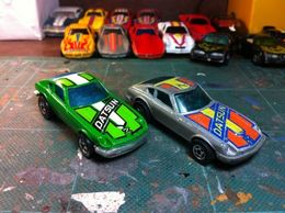 Hot wheels datsun 240 z jkev medium