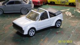 Maisto volkswagen rabbit 2xmn medium