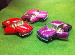 Matchbox volkswagen 1600tl fastback uzls medium