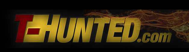 T hunted logo