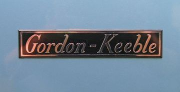 Gordon keeble type emblem 64 large