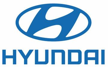 Hyundai logo large