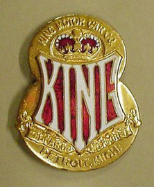 King radiator emblem 20 1  large