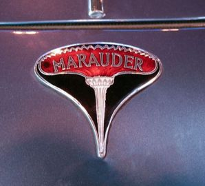 Marauder coupe emblem 52 large