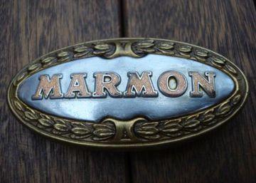 Marmon radiator emblem large