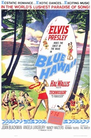 Blue hawaii  movie poster 1961 1020144041 large