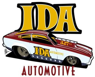 Ida automotive logo large