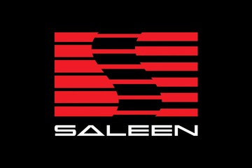 Saleen logo large