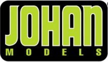 Johan models logo large
