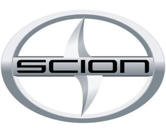 Scion 3d logo large