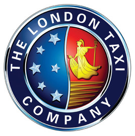 London taxi company logo large