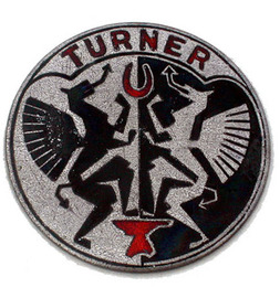 Turner badge large