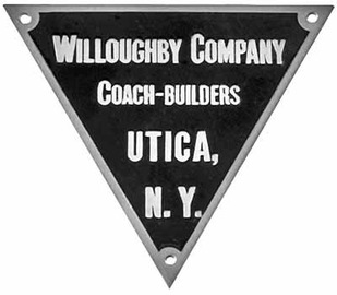 Willoughby badge large