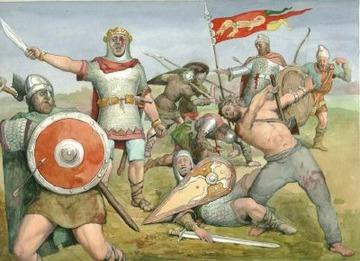 Saxons large
